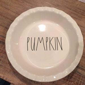 """Rae Dunn ceramic """"Pumpkin"""" dish"""
